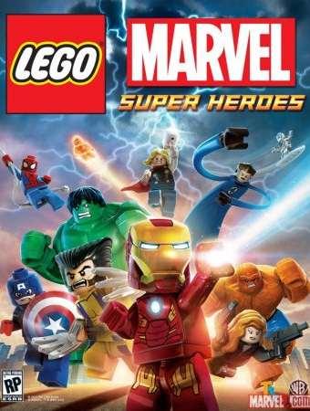 Lego marvel super heroes лего марвел супергерои